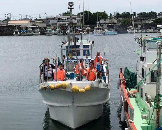 海釣り大会
